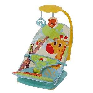 Cadeira Musical e Vibratória Portátil Girafa Mastela