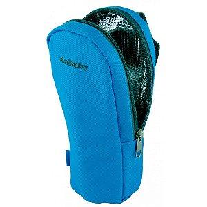 Porta Mamadeira Térmico Azul Kababy