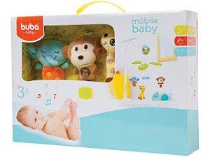 Móbile Baby Musical Buba Toys