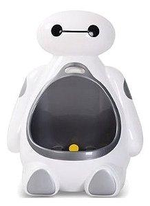 Mictório Infantil Robô Branco Portátil Ebye