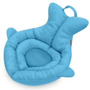 Almofada de Banho Para Bebê Baleia Azul Skip Hop