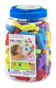 Brinquedos para banho Peixinhos e Letrinhas Munchkin