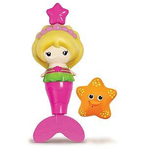 Brinquedo para Banho Sereia Colorida Munchkin