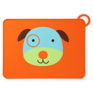 Jogo americano zoo cachorro Skip Hop