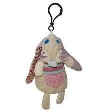 Chaveiro mini coelho Deglingos