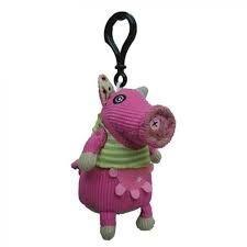 Chaveiro mini porquinha Deglingos