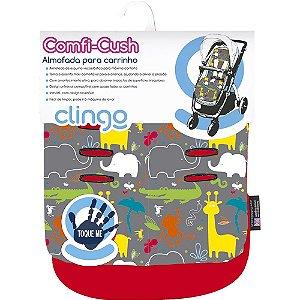 Almofada para carrinho comfi cush jungle Clingo