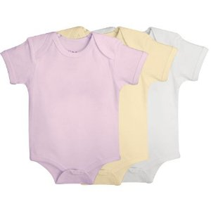 Kit 3 bodies feminino Clingo