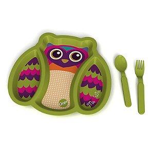 Kit alimentação coruja Oops