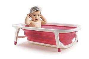 Banheira Dobrável Flexi Bath Multikids