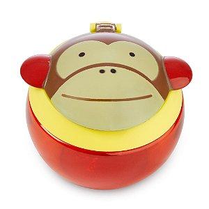 Pote de lanche zoo macaco Skip Hop