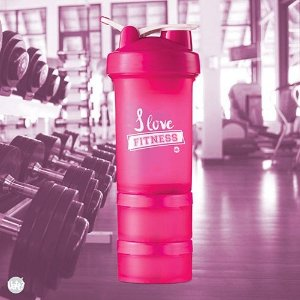 SHAKEIRA TOP - I LOVE FITNESS