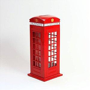 CABINE TELEFÔNICA LONDRES