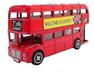 Ônibus cofre Londres