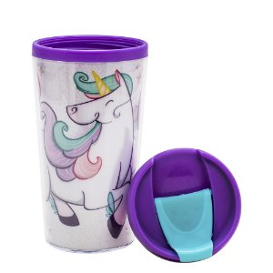 COPO TERMICO POP 200ML - UNICORNIO