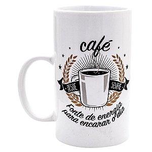 CANECA - CAFÉ, FONTE DE ENERGIA