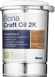 Bona Craft Oil 2K  Graphite   1,25L