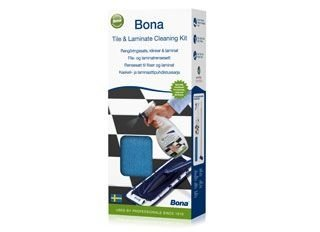 Kit Bona Care Pisos Laminados&Frios