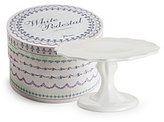 Pedestal White - Rosanna