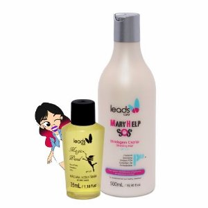 Socorro Mágico ( S.O.S Mary Help 500 ml + Magic Wand 35 ml )