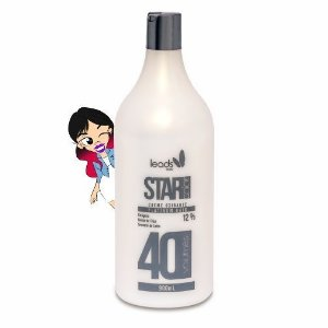Star Color Creme Oxidante 40 Volumes  Platinum Hair 12% 900 ml