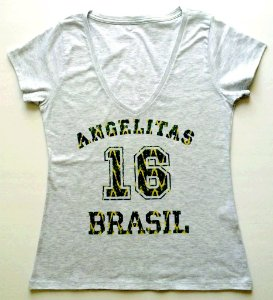 Camiseta Olimpíadas