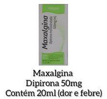 MAXALGINA DIPIRONA