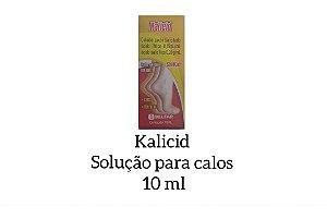 KALICID  SOLUCAO PARA CALO