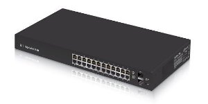 Switch Ubiquiti Edgemax 24 portas Gigabit + 2 SFP  ES-24-LITE-BR