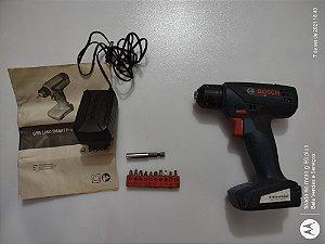 Parafusadeira/furadeira Bosch Sem Fio 12v Gsr1000 com Garantia