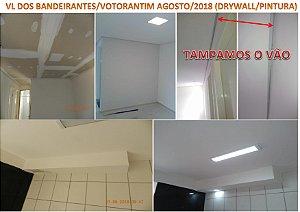 PINTURA ESPECIALIZADA EM APARTAMENTOS
