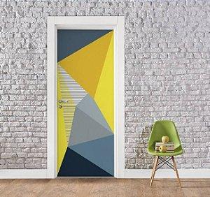 Kit Porta Pronta Boutique by Léo Shehtman - Geometric Colors GC06 (Impressão alta definição)