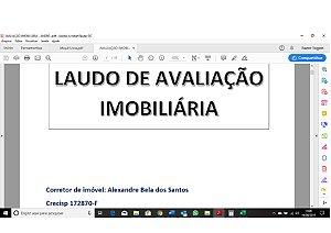 AVALIAÇÃO DE BENS IMÓVEIS
