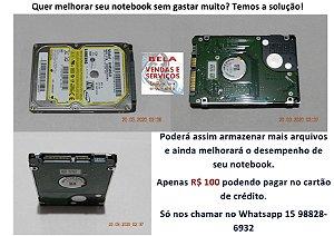 Hd 500 gb para notebook