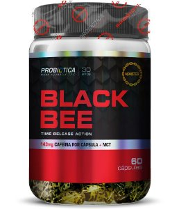 BLACK BEE - 60 CAPSULAS