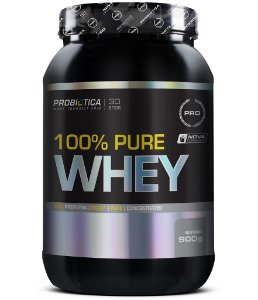100% PURE WHEY POTE 900 G