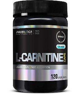 L-CARNITINE 120 CAPSULAS