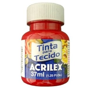 Tinta para Tecido Fosca 37ml Púrpura Acrilex