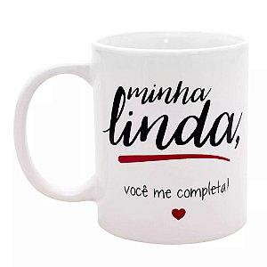 Caneca Minha Linda