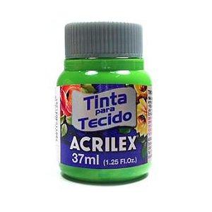 Tinta para Tecido Fosca 37ml Verde Folha Acrilex