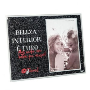 Porta Retrato Glitter Glamour