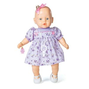 Boneca nenezinho estrela