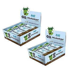 Mukebar Vegetal Muke - Trufa -  2 Caixas de 12 unidades - 720g