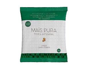 Pipoca Artesanal Mais Pura - Sabor Lemon Pepper 25g