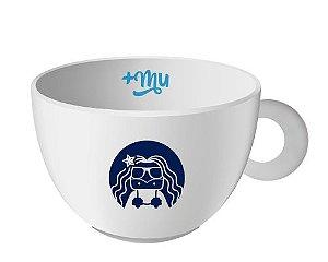 Xícara de Cappuccino Personalizada +Mu