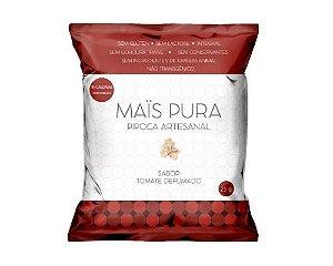 Pipoca Artesanal Mais Pura - Sabor Tomate Defumado 25g