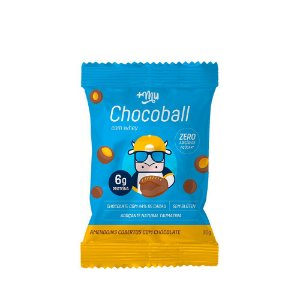 Chocoball +Mu Amendoim (30g) | +Mu Snacks