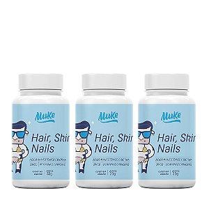 Combo 3 Hair Skin Nails