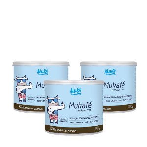Mukafé Muke (3 Potes) - 225g | Combos Blue Friday