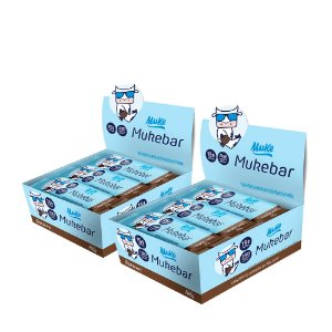 Mukebar Muke - Chocolate - (2 Caixas de 12 unidades) - 720g